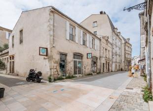 Appartement terrasse la rochelle centre ville