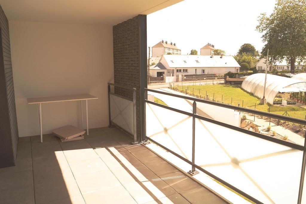 Appartement terrasse dinard