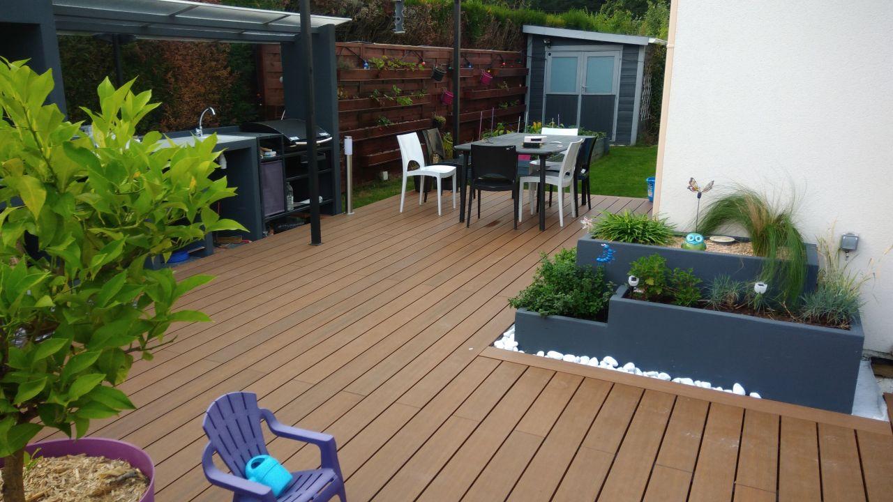 Terrasse bois composite forum construire