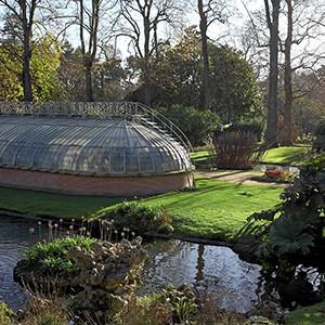 Salon de thé jardin des plantes nantes