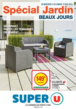 Beautiful Salon De Jardin Pvc Super U Pictures - House Design ...