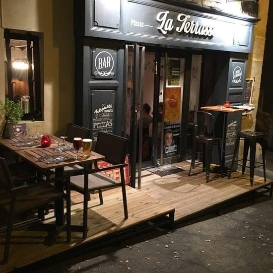 Terrasse cafe montpellier