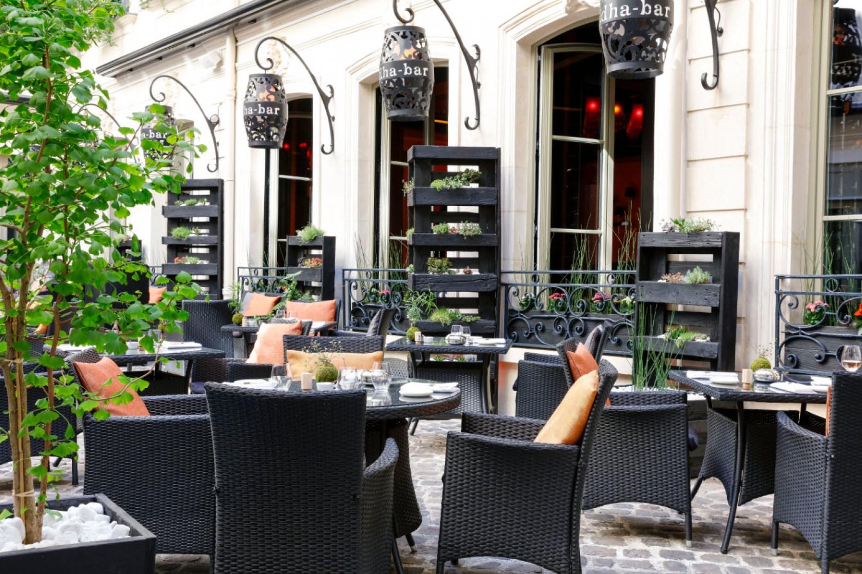 Terrasse paris hotel