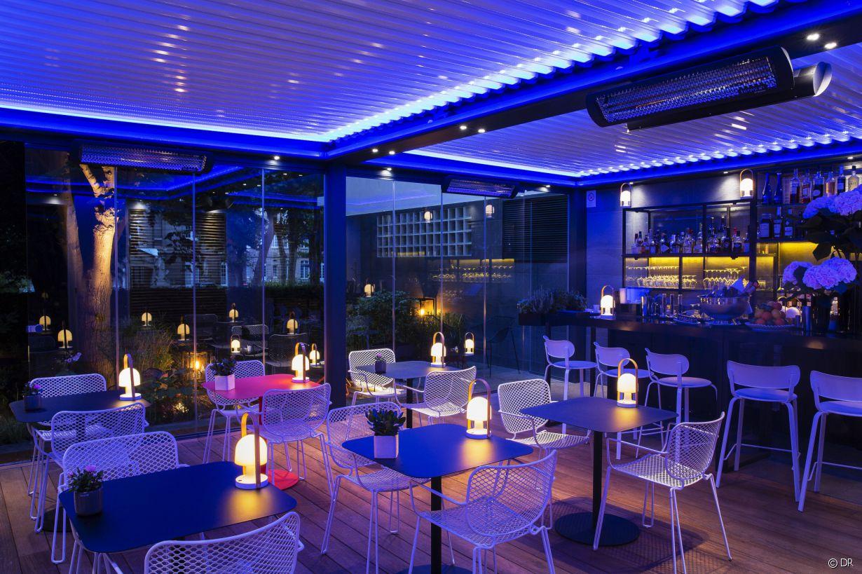 Terrasse bar photo