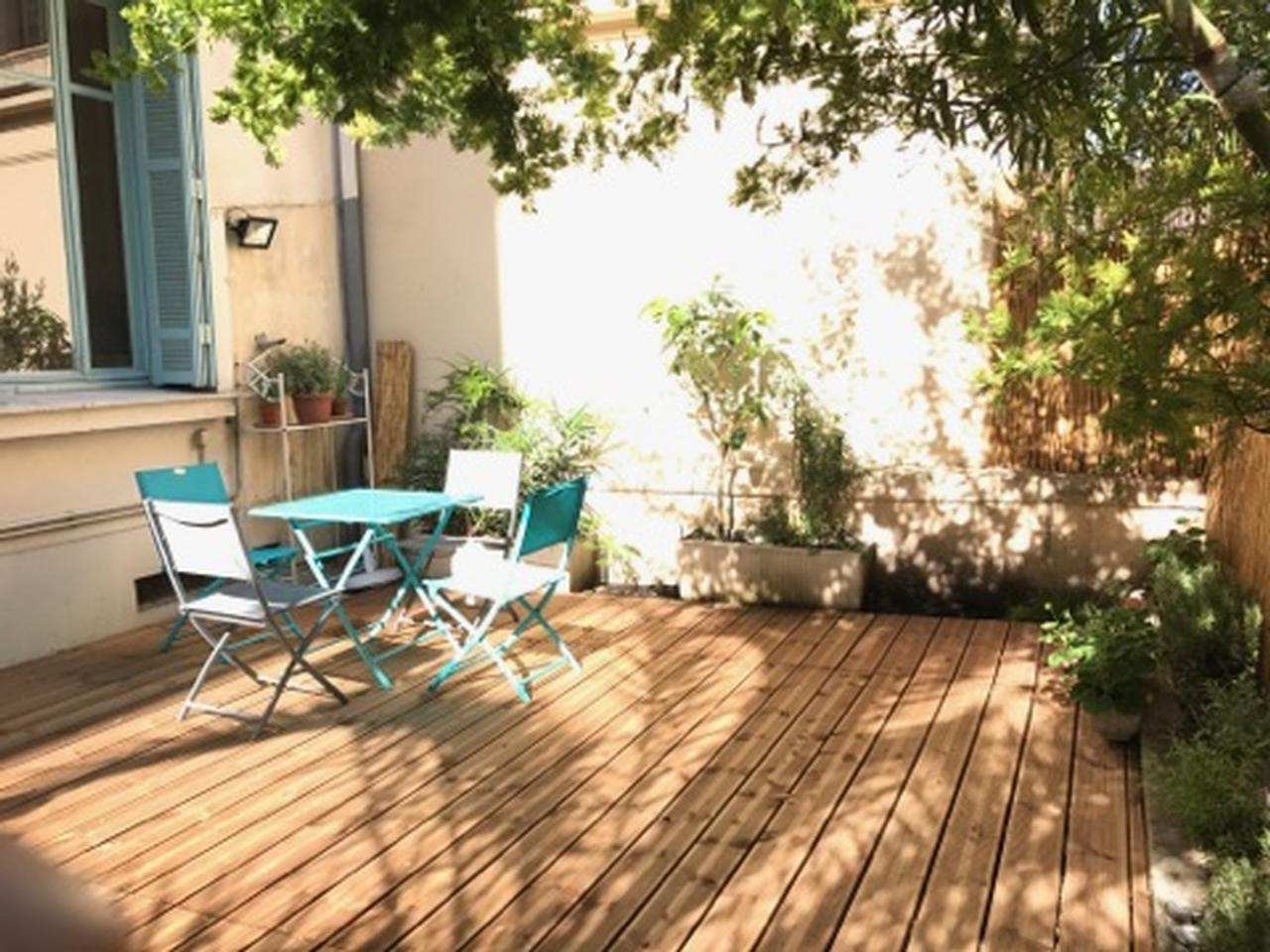 Appartement terrasse nice
