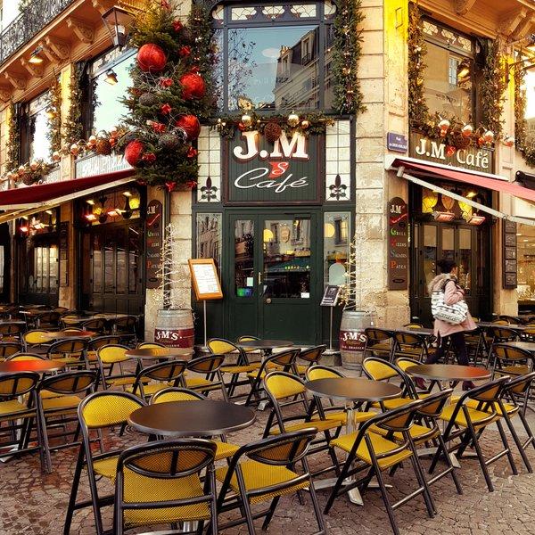 Cafe terrasse antony