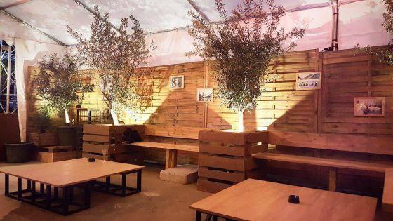 Bar terrasse ouvert