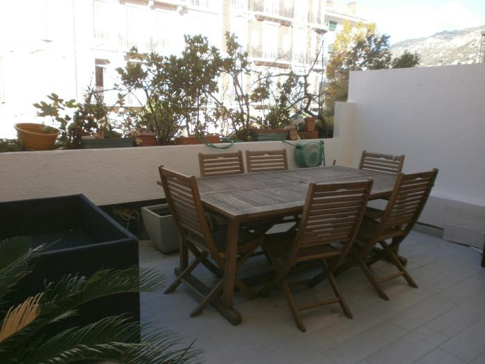 Terrasse appartement haussmannien