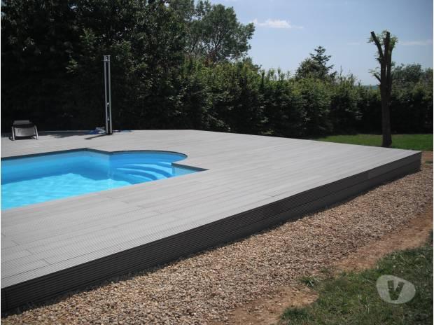 Terrasse composite usine