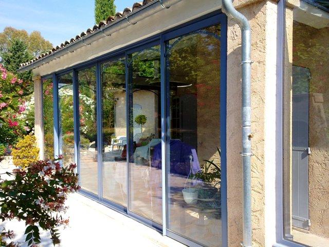 Veranda terrasse couverte prix