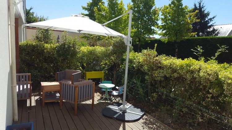 Terrasse et jardin nantes - Mailleraye.fr jardin