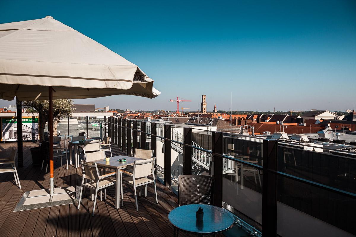 Cafe terrasse fürth
