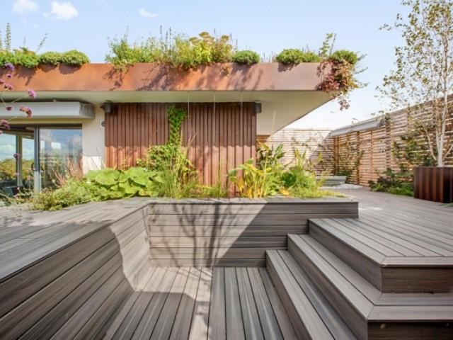 Resistance terrasse en bois composite