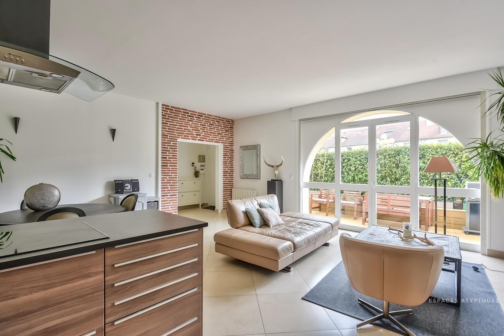 Location appartement terrasse yvelines