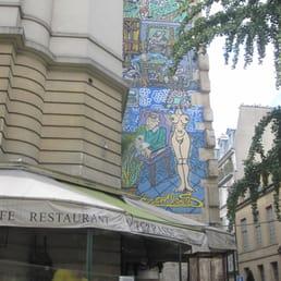 Terrasse des archives paris france