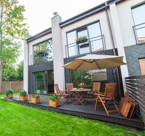 Terrasse couverte et taxe d'aménagement