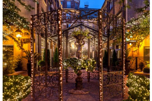 Meilleur restaurant terrasse paris 2018