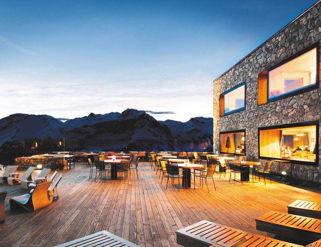 Bar terrasse neuchatel