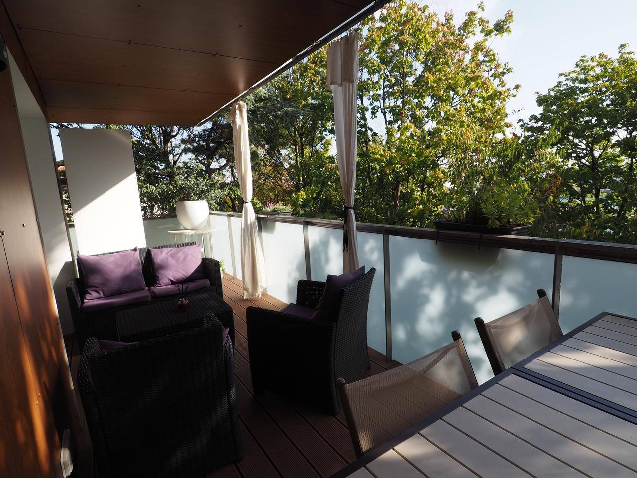 Terrasse couverte lyon