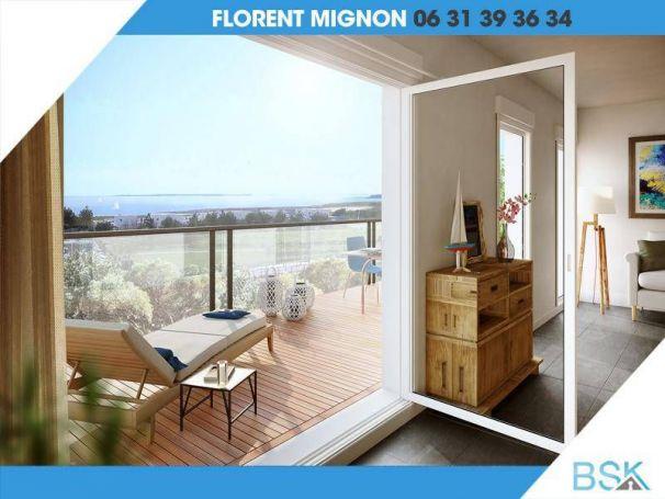 Appartement avec terrasse vue mer la rochelle