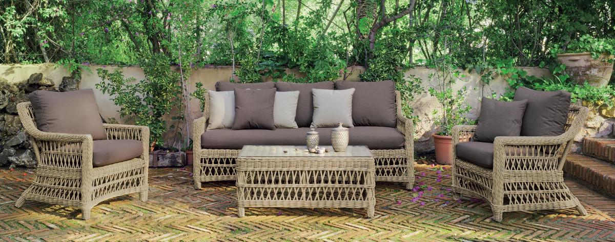 Stunning Salon De Jardin Osier Images - House Design - marcomilone.com