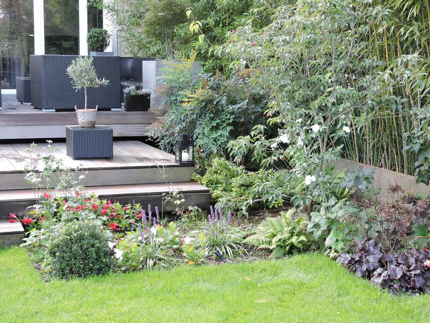 Paysagiste terrasse boulogne billancourt