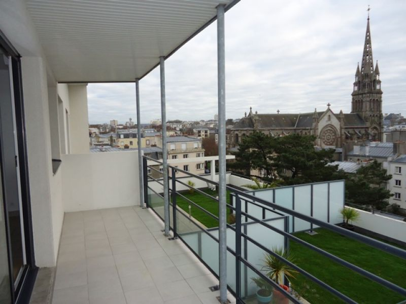 Appartement terrasse de la rade brest