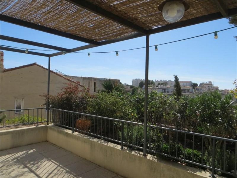 Appartement terrasse à vendre marseille