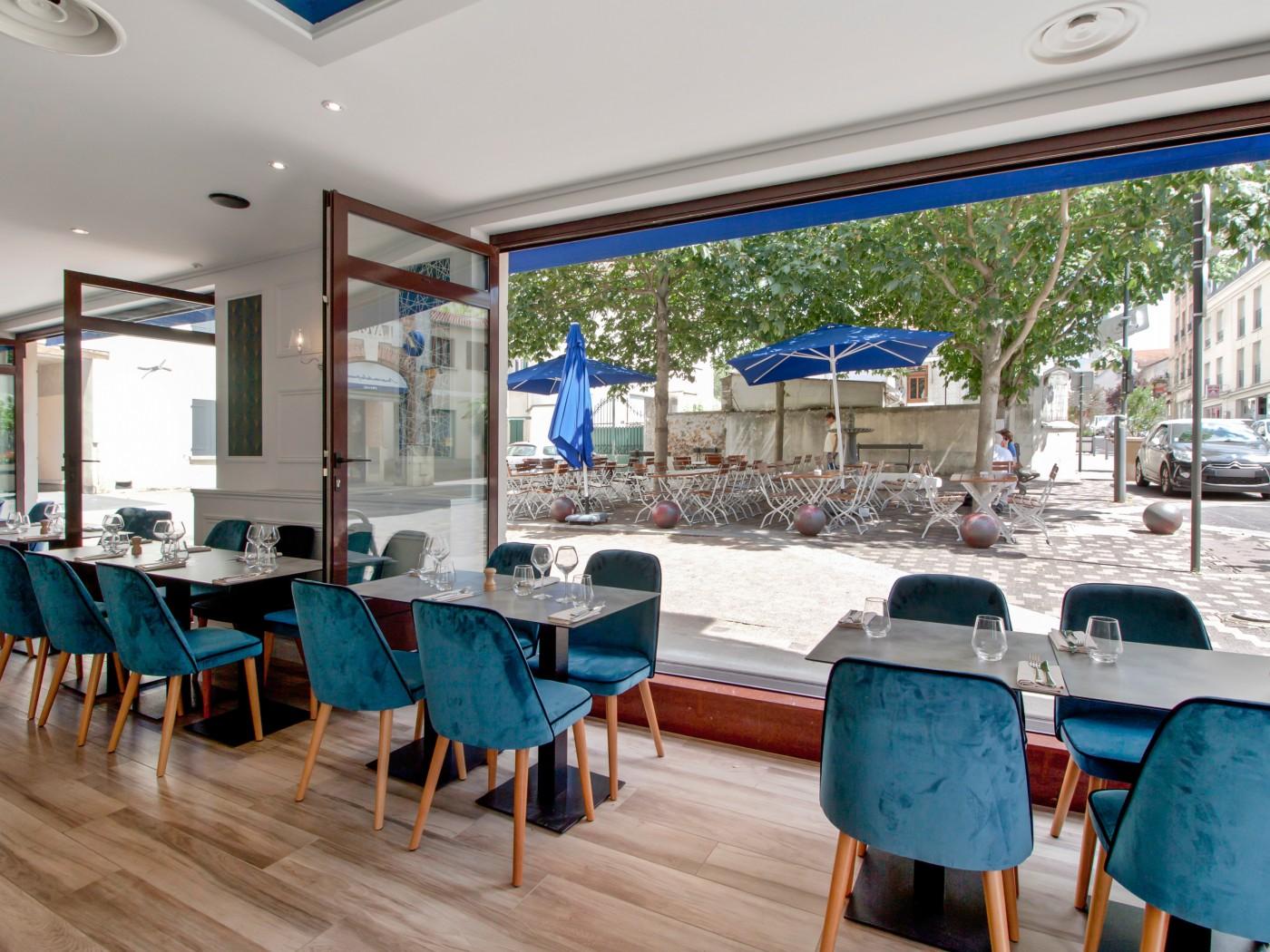 Terrasse chatillon restaurant