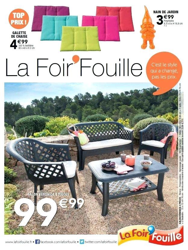 Salon de jardin a la foir fouille - Mailleraye.fr jardin