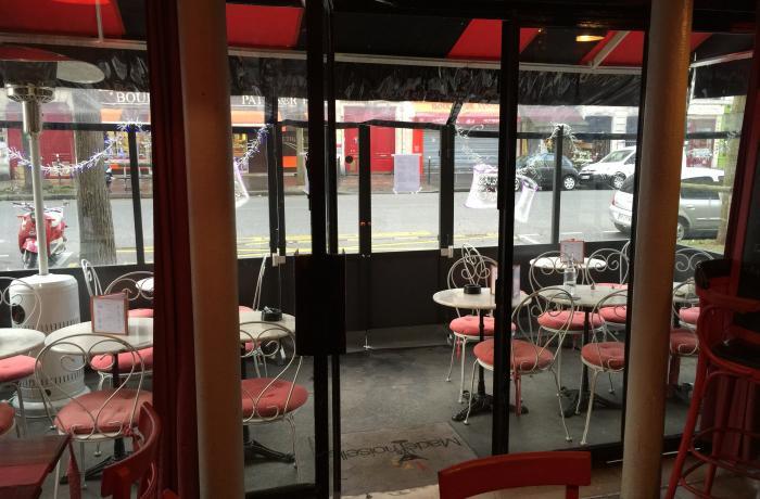 Restaurant terrasse paris nation