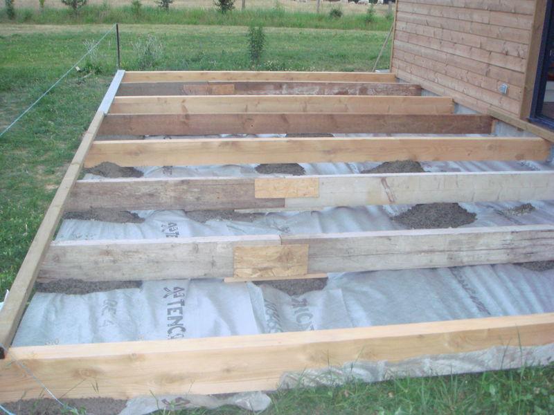 Terrasse beton facile