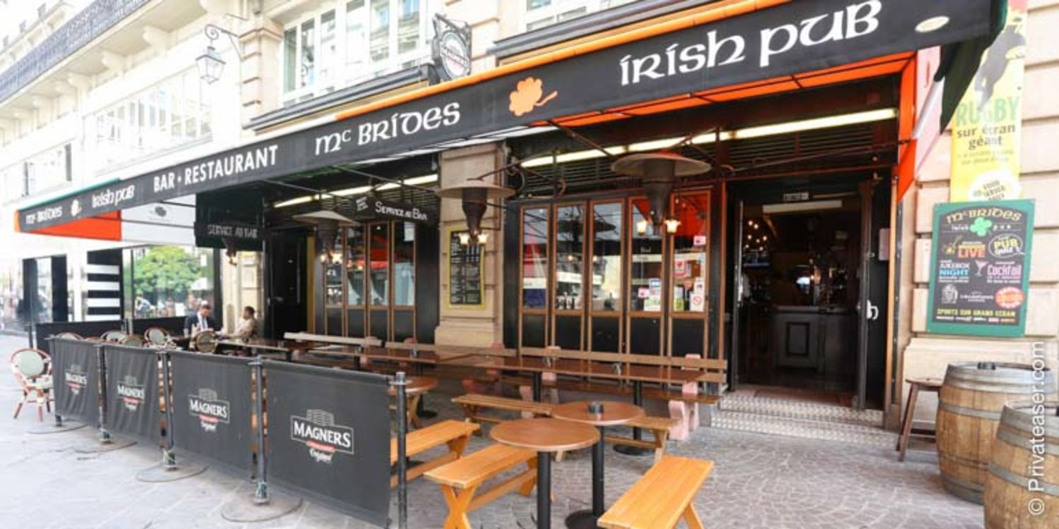 Bar terrasse a chatelet