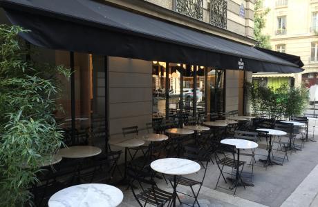 Bar terrasse arts et metiers