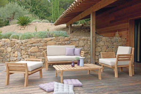 Salon bas de jardin truffaut - Mailleraye.fr jardin