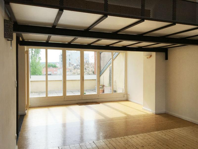 Appartement terrasse nancy centre