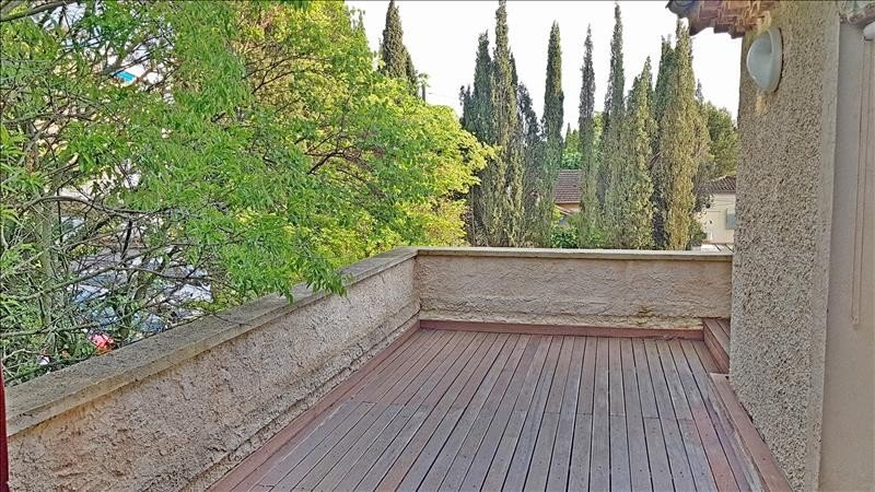 Terrasse composite plein sud