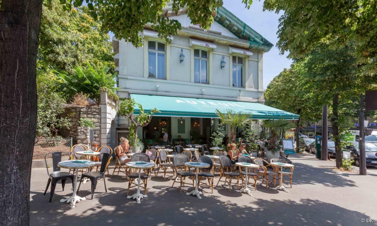 Restaurant italien paris 17 terrasse