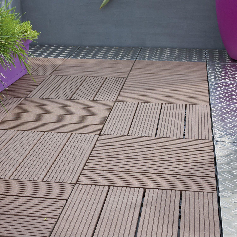 Montage terrasse composite leroy merlin