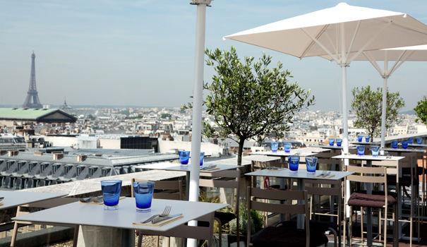 Restaurant la terrasse a paris