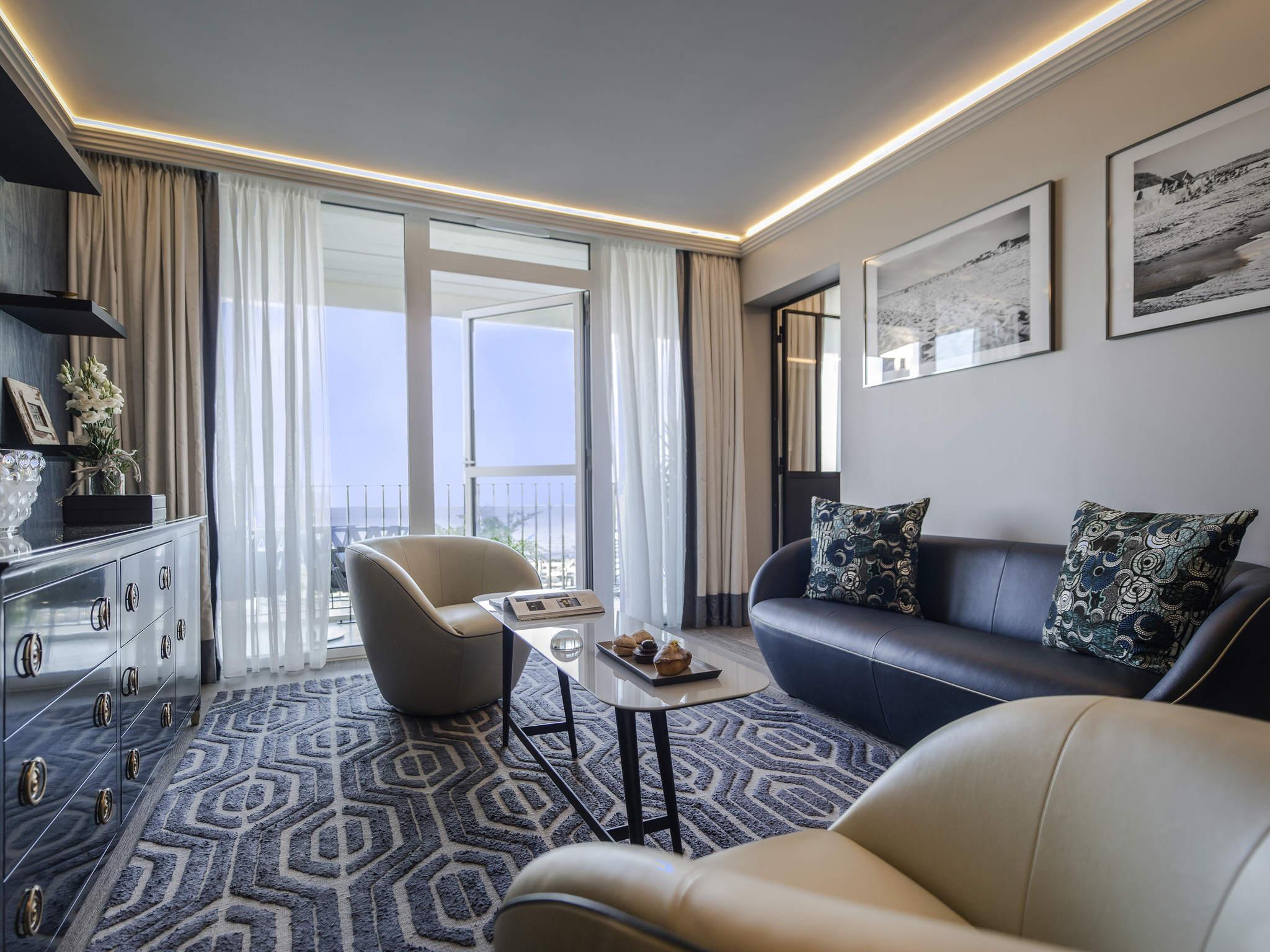 Terrasse accor hotel arena