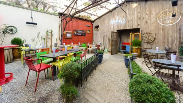 Dejeuner terrasse boulogne billancourt