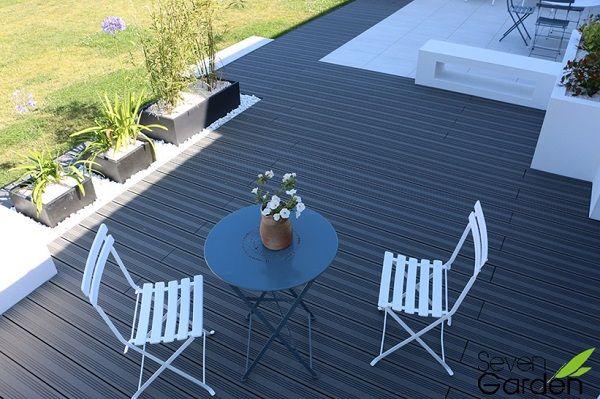 Terrasse composite design