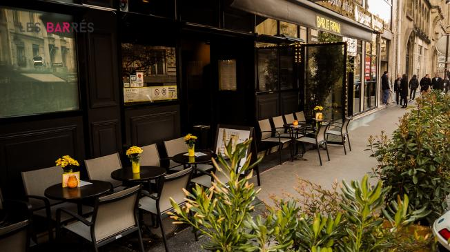 Bar terrasse forum