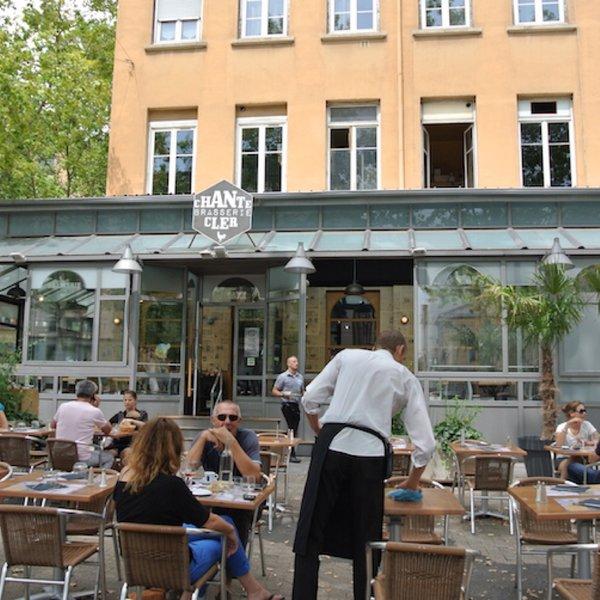 Cafe terrasse croix rousse