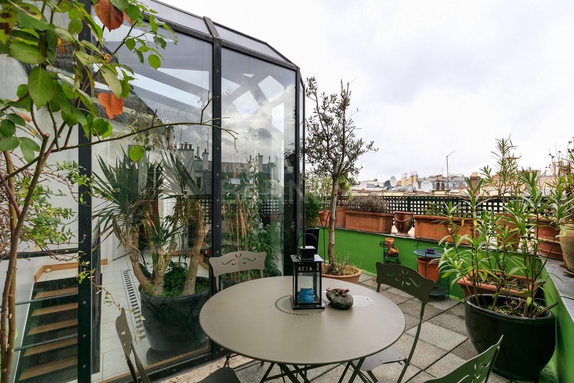 Appartement terrasse a vendre paris 16