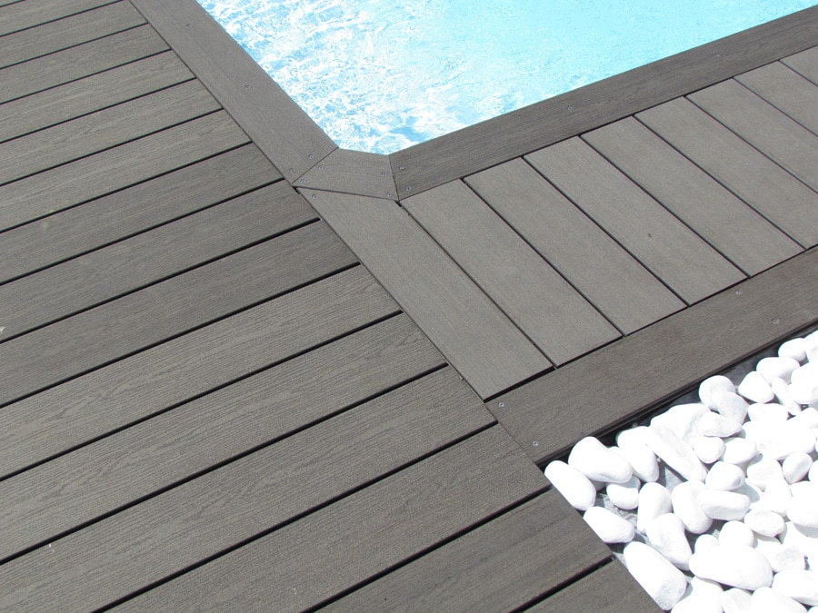 Terrasse bois composite silvadec