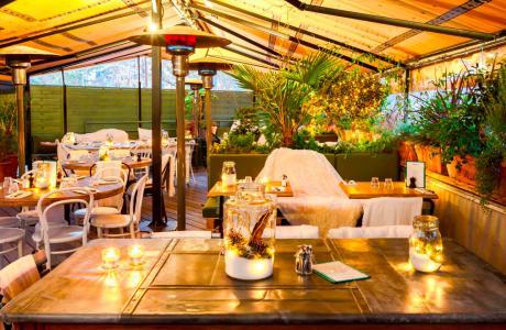 Bar terrasse reserver paris