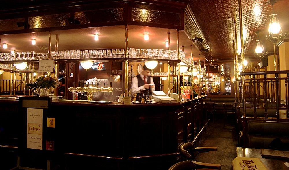 Bar terrasse hainaut
