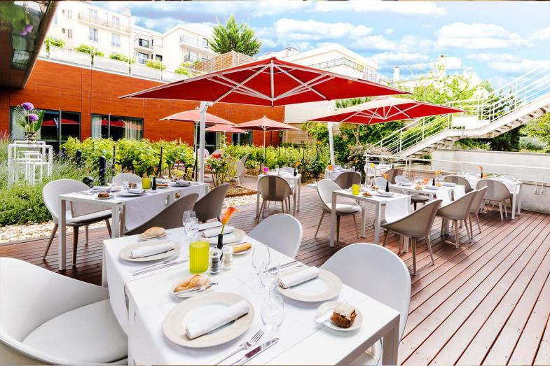 Dejeuner terrasse boulogne